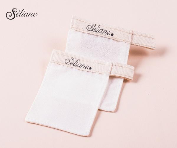2 mini gants gommage visage peau sensible seliane. Black Bedroom Furniture Sets. Home Design Ideas